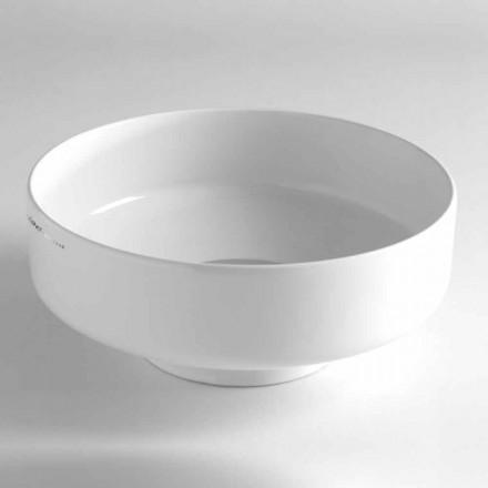 Vintage keramisk skål bordplade lavet i Italien - Gabriel