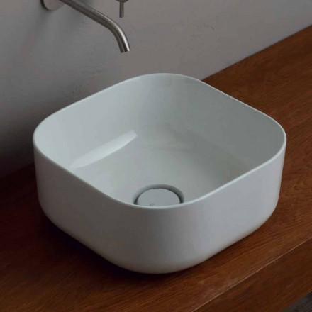 Sink lavet af keramisk 37x37cm Italien stjerne lavet, moderne design