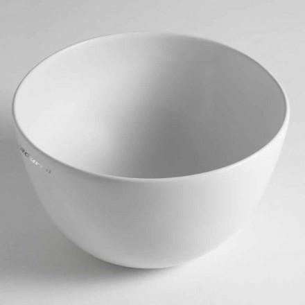 Domenico keramisk bordplade håndvask lavet i Italien