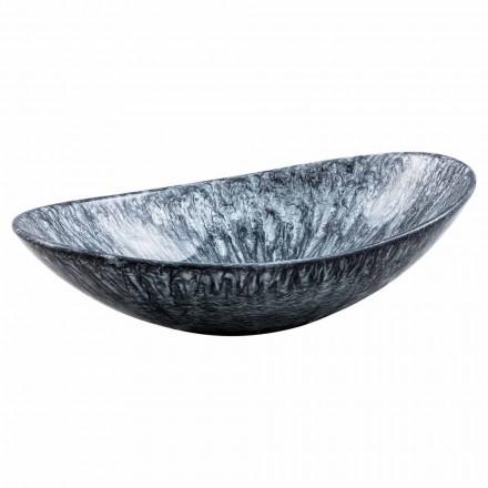Moderne bordplade håndvask i kunstig harpiks - Bottida