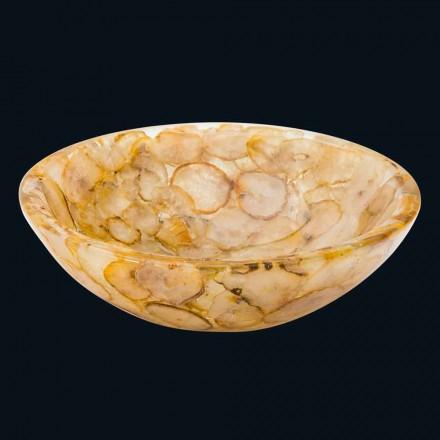 Countertop støtte moderne kunstig harpiks og agat sten Petra