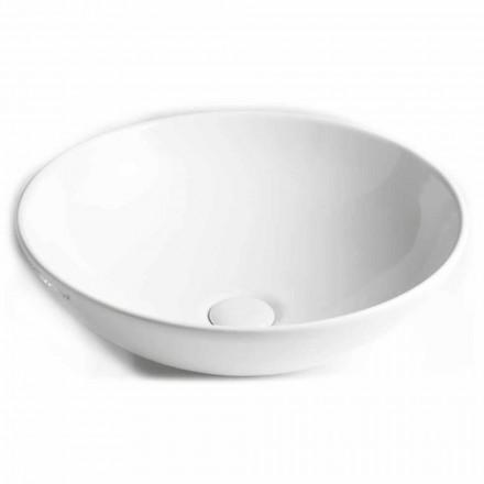 Keramisk bordplade håndvask lavet i Italien - Pimpi