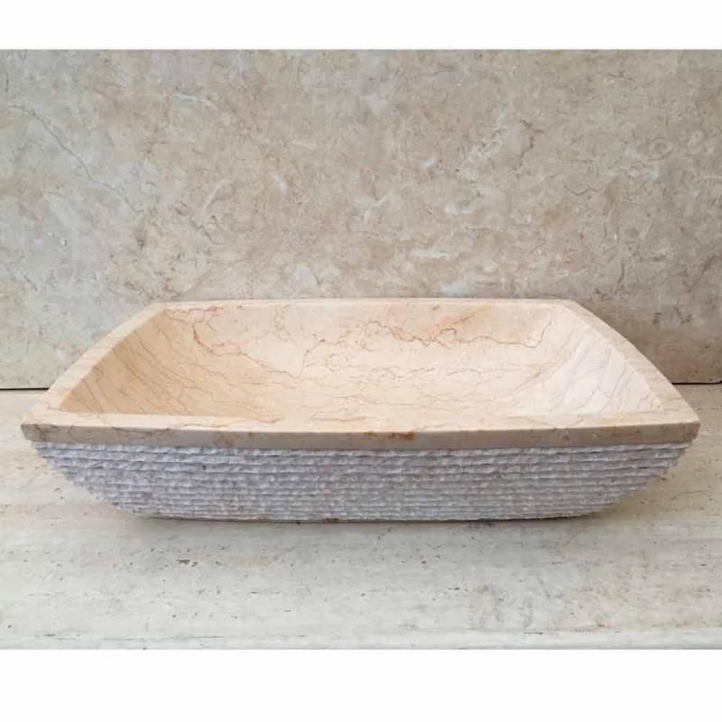 Ala design håndvask, hvid enkelt stykke