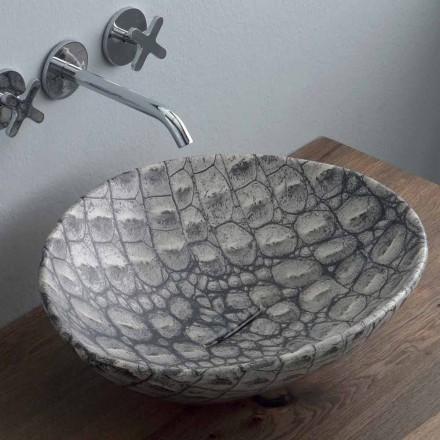 Design keramisk håndvask lavet i Italien Dyr
