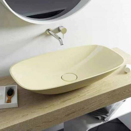 Moderne design bordplade Taormina Big, fremstillet i Italien