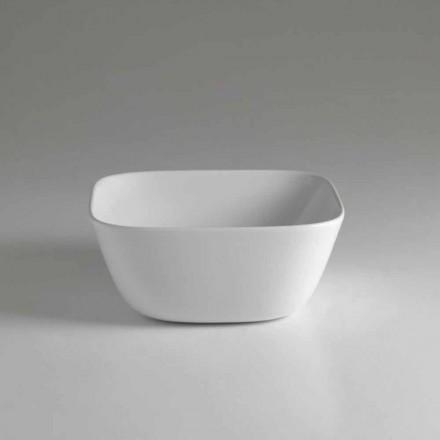 Fremstillet i Italien Design Square Bordplade Keramisk håndvask - Sonne