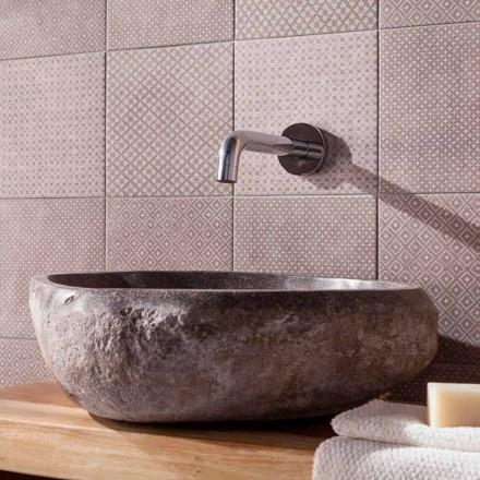 Håndlavet køkkenvask i Pietra di Fiume - Aurea