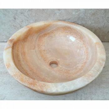 Ana design natursten håndvask i design, håndlavet
