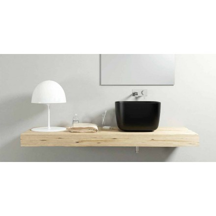Håndvaske i moderne design, 100% i Italien, Lallio
