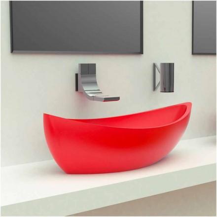 Sashimi lavet i Italien Solid Surface Design Sink