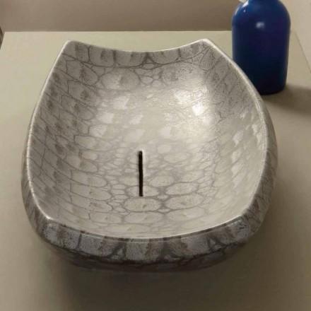 Laura design keramisk håndvask lavet i Italien