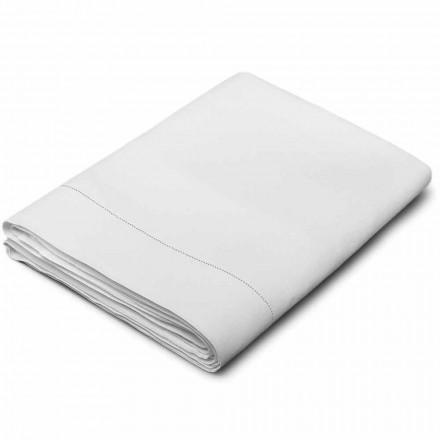 Ren linnedplade i hvid creme fremstillet i Italien - Chiana