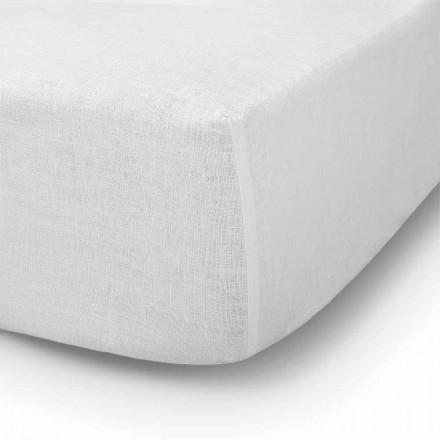Dobbelt-, enkelt- eller sengelinned i fuld størrelse i linned - Copertino