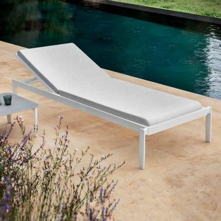 Havechaiselong med eller uden madras af høj kvalitet - Filomenalet