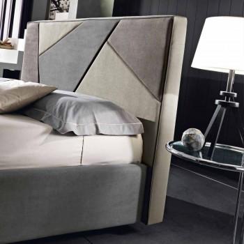 Bed polstret seng med container løft 160x190 / 200cm Mia