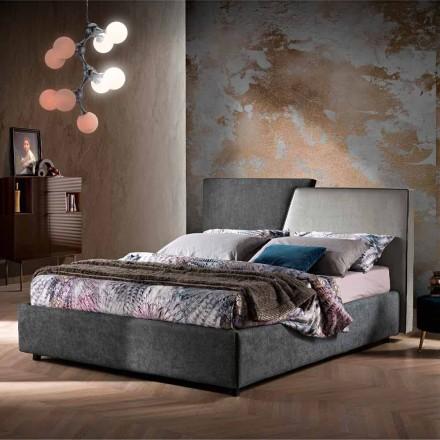 Moderne dobbelt sengbetrukket quiltet eller glat design - Aftamo