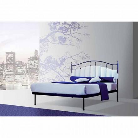 En seng og en halv Square Smedejern Amethyst