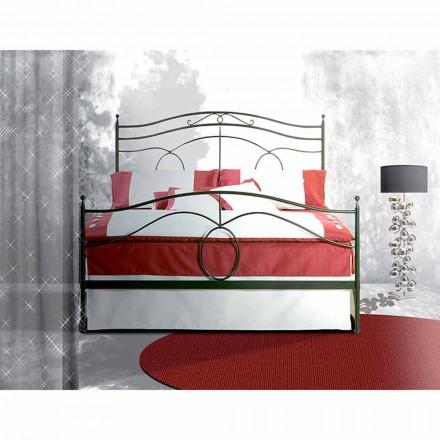 En seng og en halv Square Smedejern Cassiopeia