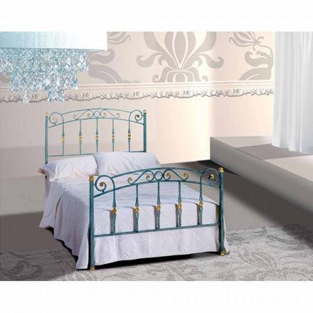 En seng og en halv Square Smedejern Diamond