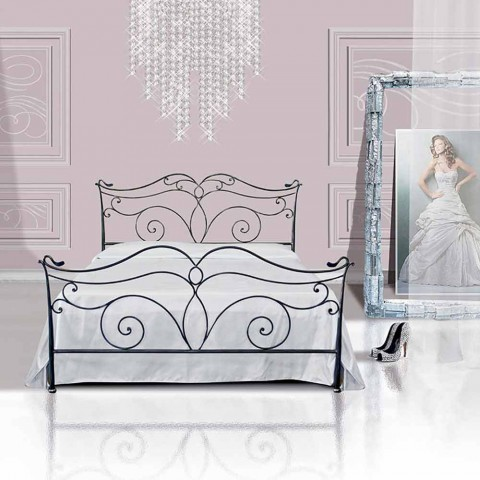 En seng og en halv Square Smedejern Febo
