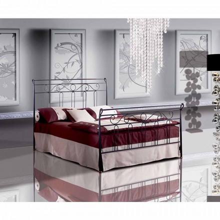 En seng og en halv Square Smedejern Garofano