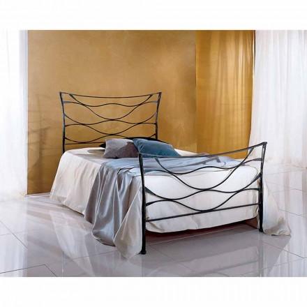 En seng og en halv Square Smedejern Hydra