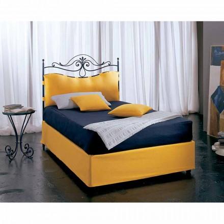 En seng og en halv Square Smedejern Lira