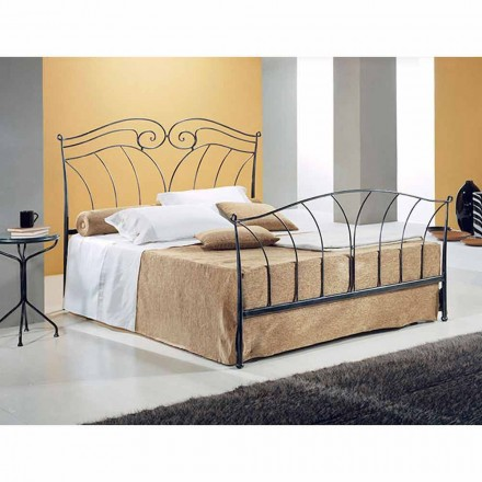 En seng og en halv Square Smedejern Nettuno