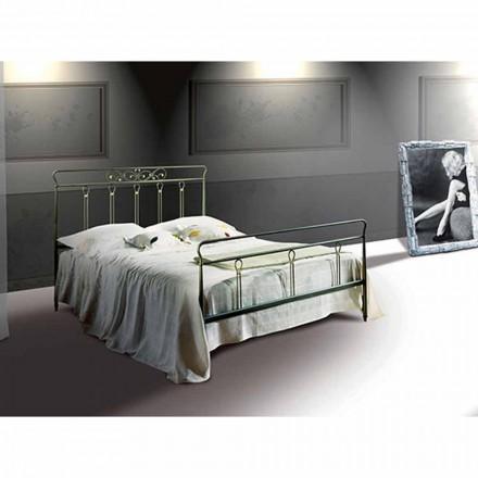En seng og en halv Square Smedejern Pan