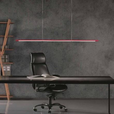 Leucos Volta justerbare affjedring lampe 360 ° med berøring lysdæmper