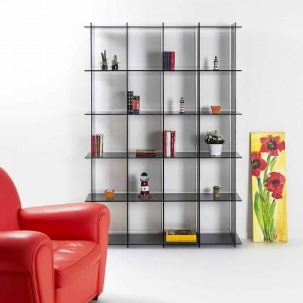 I Reoler moderne design røget Plexiglas Sfera4