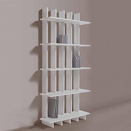 Shabby Chic vægreol i asketræ af moderne design - Babele