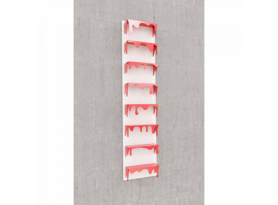 Bibliotek Design Kolata 50x127 (8 hylder) Mabele