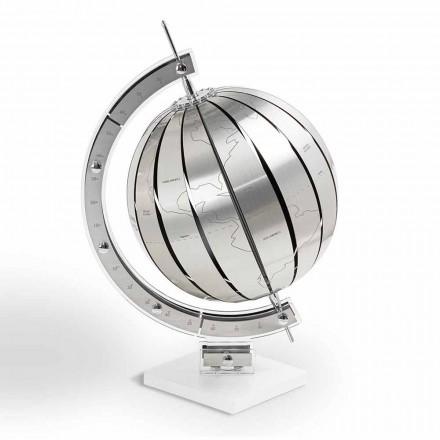 Verden Globe af moderne design bord, lavet i Italien