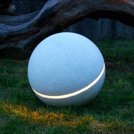 lysende Marble Anført af form af kugle med 1 Sphera slids