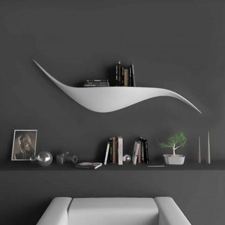 Moderne design væghylde lavet i Italien, Tuscania