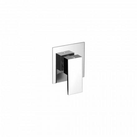 Fremstillet i Italien Design Messing Indbygget bruserarmatur - Panela