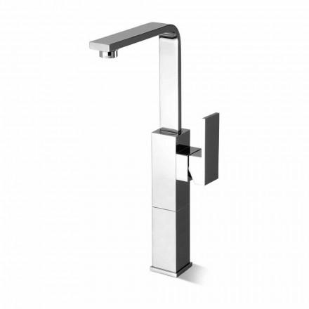 High Swivel Spout Design Badeværelsesvaskeblander fremstillet i Italien - Panela