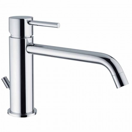 Håndvaskarmatur med tud 200 mm centerafstand i messing Fremstillet i Italien - Liro