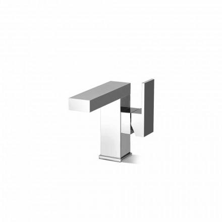 Side-håndvaskarmatur uden afløb i messing Made in Italy - Panela