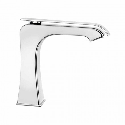 Moderne messing håndvaskarmatur fremstillet i Italien - Bonina