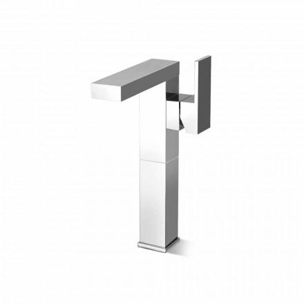 Lavet i Italien Designarmatur til håndvask med sidehåndtag - Panela