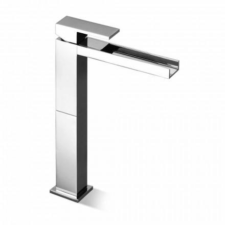 Long Mouth Design badeværelse håndvaskarmatur fremstillet i Italien - Bibo