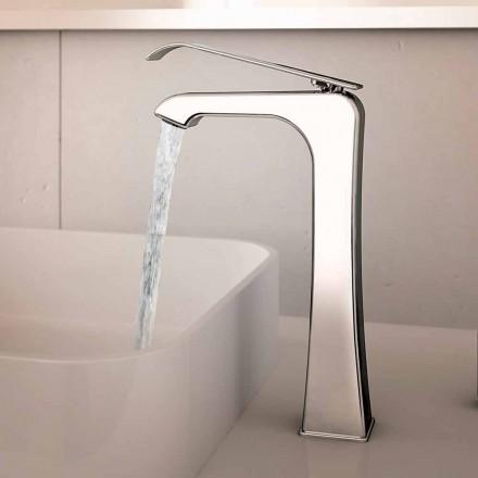 Lavet i Italien Design krom messing håndvaskarmatur - Bonina
