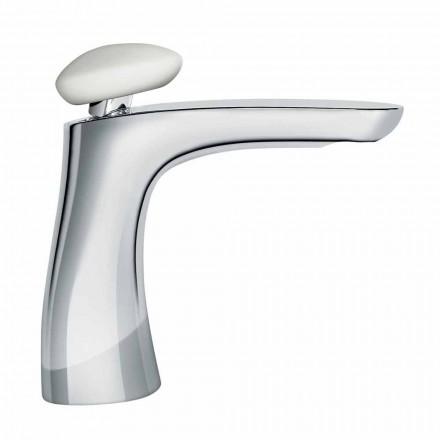 Moderne design messing håndvaskarmatur fremstillet i Italien - Besugo