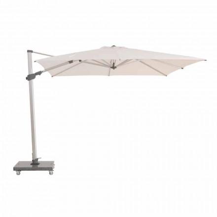 Udendørs paraply, 3x3 med stofbetræk af høj kvalitet - Venere af Talenti