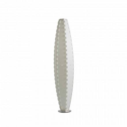 Gulv moderne italiensk design Gisele, 34xH155 cm i diameter