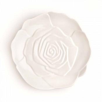 12 stk Porcelæn Elegant Hånddekoreret Fadplade - Rafiki