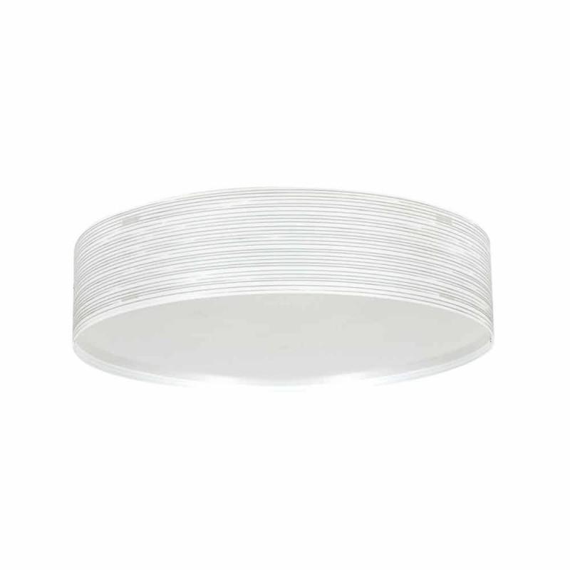 2 loft lys i moderne design polypropylen Debby 45cm, diameter