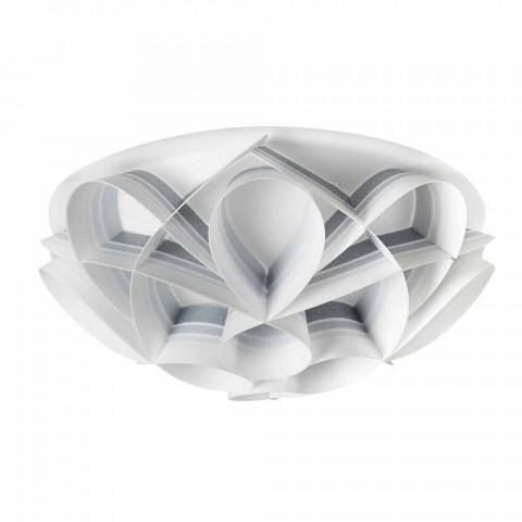 3 loftslamper lavet i Italien af moderne design, diam. 51 cm, Lena